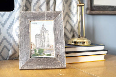 BarnwoodUSA Farmhouse Picture Frame 1 1/2 inch Molding