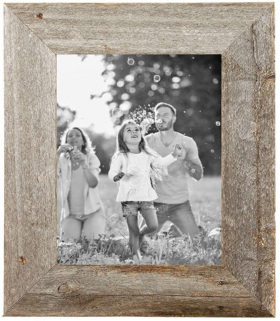 BarnwoodUSA Rustic 3 Inch Wide diy wood picture frame
