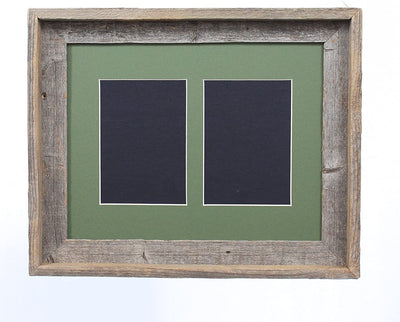 Dill 5x7 Inch Signature Picture Frame for 2 Photos