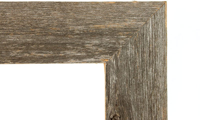 BarnwoodUSA Rustic 10 by 10 Inch Picture Frame room decoration
