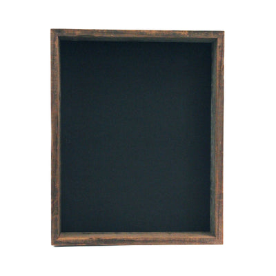 Rustic Farmhouse Shadow Box Picture Frame