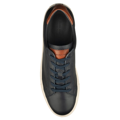 Knox Navy Blue/Tan