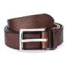 MID BROWN JEANS BELT