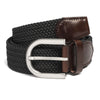 Dark Green Woven Belt
