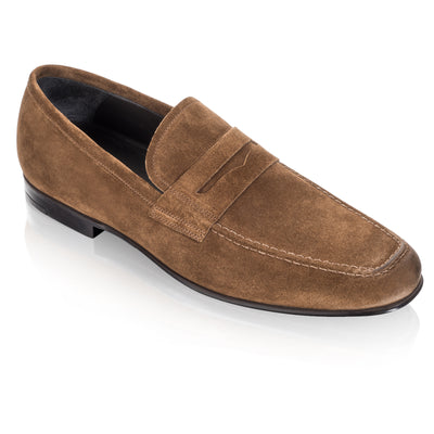 Alek Brown Suede