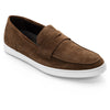 Noho Mid Brown Suede
