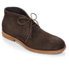 Finnegan Dark Brown Suede