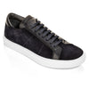 Malden Navy Suede