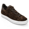 Desmond Dark Brown Suede