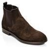 Arion Dark Brown Suede