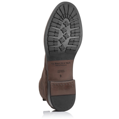 Athens Brown Suede