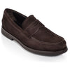 Bakersfield Dark Brown Suede