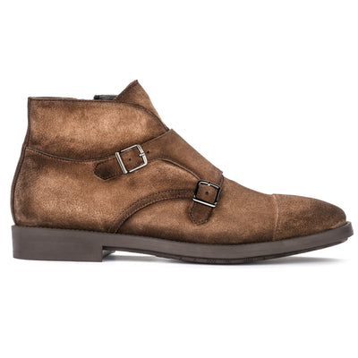Basel Antiqued Suede