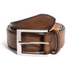 Burnished Tan Belt