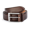 Dark Brown Calf Belt