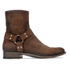 Vega Brown Suede