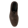 Bridgewater Dark Brown Suede
