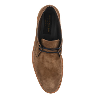 Major Dark Brown Suede