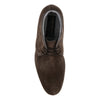 Ivy Dark Brown Suede/Cashmere