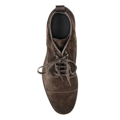 Richmond Dark Brown Suede