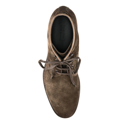 Ditmas Olive Suede