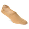 Tan No-Show Sock