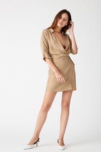 Revolution Wrap Dress