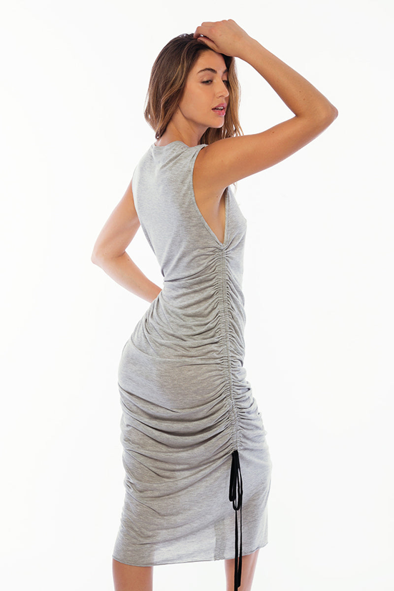 Hali Cover Up - Solid Grey