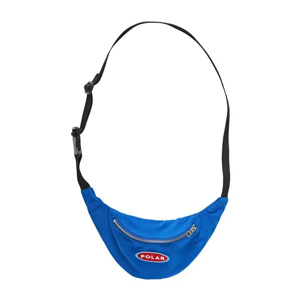 Polar skate co. Station Logo Hip Bag (Royal Blue)