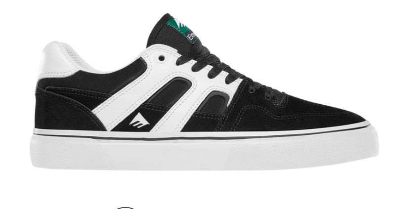 Emerica - Tilt G6 vulc (black/white)