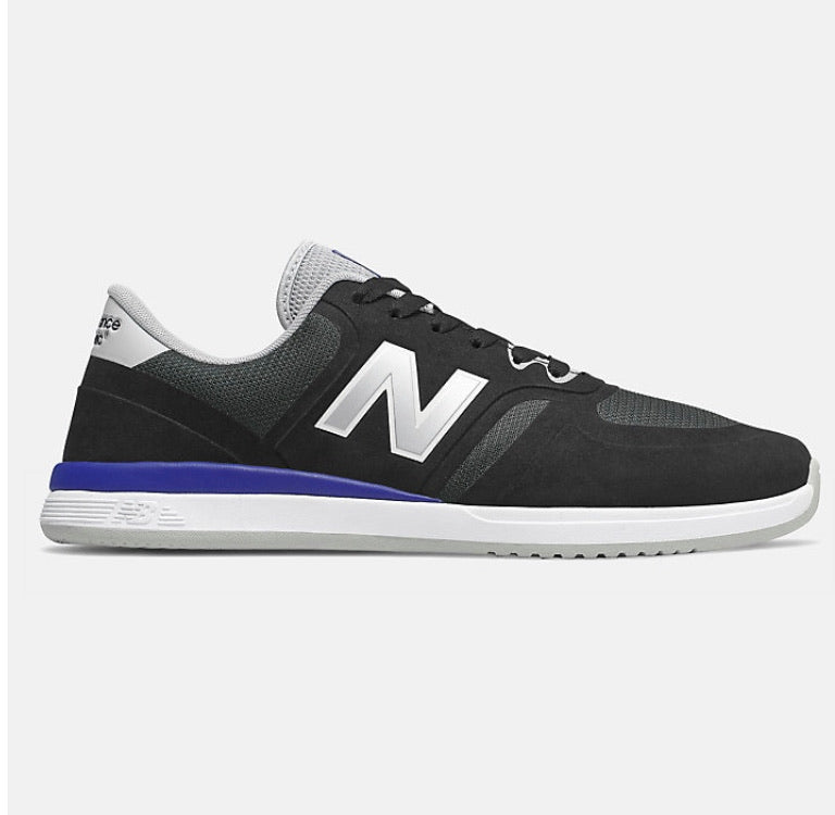 New balance numeric 420 (black/royal blue) (UK8)