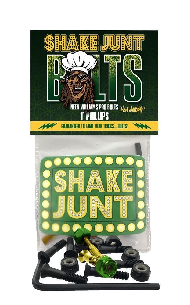SHAKE JUNT - NEEN WILLIAMS 1'' Phillips bolts