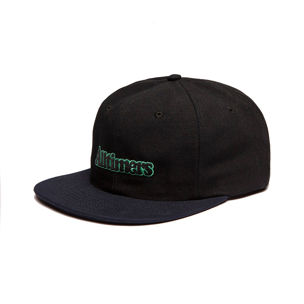 Alltimers Broadway Hat Black Dark Navy
