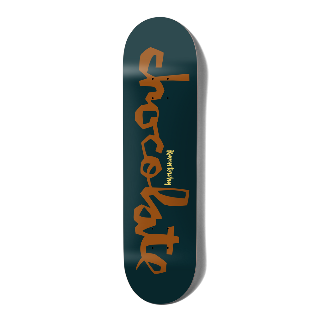 Chocolate Deck Original Chunk W40 Raven Tershy 8.5""