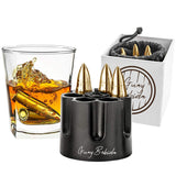 Guay Stainless Steel Chilling Ice Bullets with Pouch - Guay