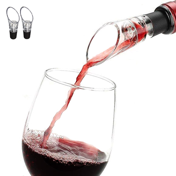 Guay Mini Portable Wine Stainless Steel Pourer and Aerator - Guay