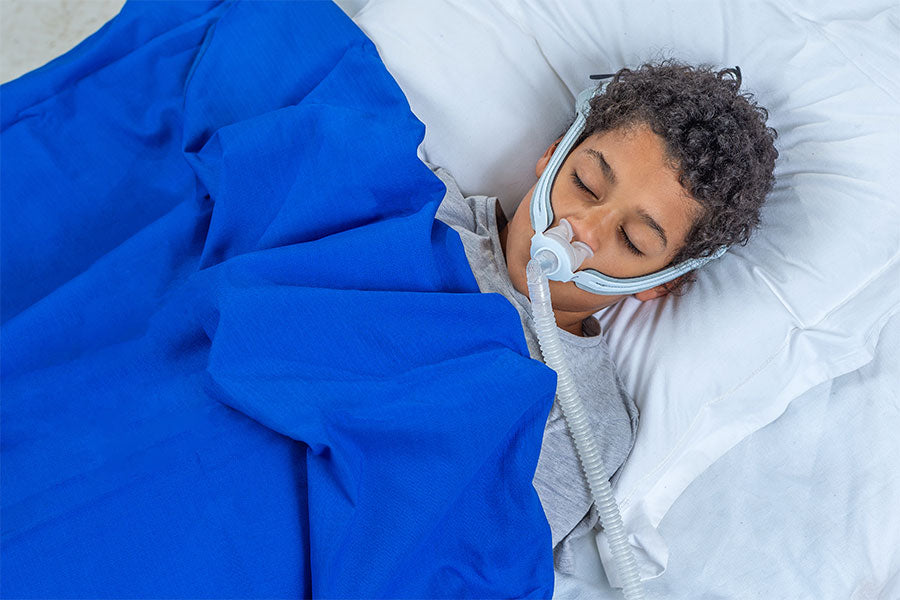 What Are Some Causes Of Childhood Sleep Apnea?