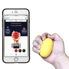 Load image into Gallery viewer, Lookee® Smart Ball - Hand Exerciser Grip Strengthener & Trainer with App & Games to Compete online
