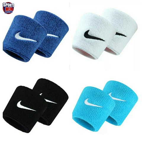 Nike Swoosh Wristbands Sweatbands