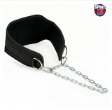 Pro Dip & Pull Up Weight Belt with Chain