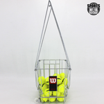 Wilson Tennis Picker Retriever Basket 72 Ball Capacity