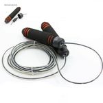 Pro Speed Skipping Rope - Adjustable Lengths to suit Adults and Kids