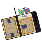 Basketball Coaching Board Coaches Clipboard Tactical Kit Dry Erase W/ Marker