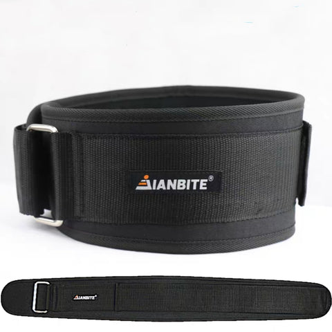 Weightlifting Squat Belt Gym for Squats bench press Training Fitness Support Belt