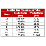 Sondico Core Fitness Gym Tights