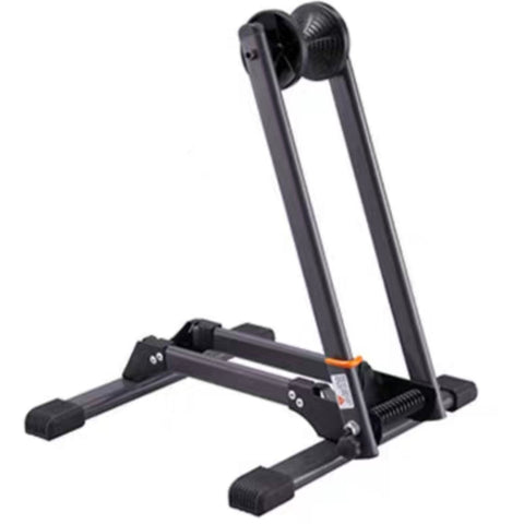 AMB Sports Foldable Racing Bike Exhibition Clip-on Stand Bicycle Holder