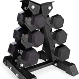 A-Frame Dumbbell Rack Stand Weight Racks for Dumbbells
