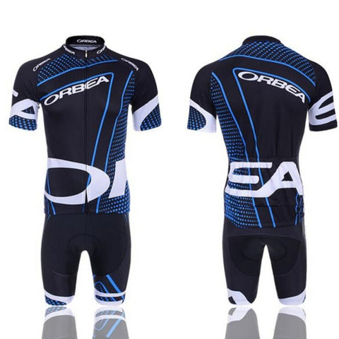 ORBEA Pro Bike Clothing Set Cycle Jersey and Shorts B