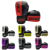 6-oz Kids Boxing Gloves Youth Gym Training Sparring Punching Bag Focus Pads Mix Martial Arts Age 5-11 year old