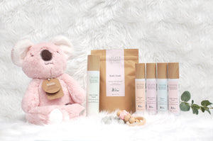 Organic Skin & Hair Care for your Baby